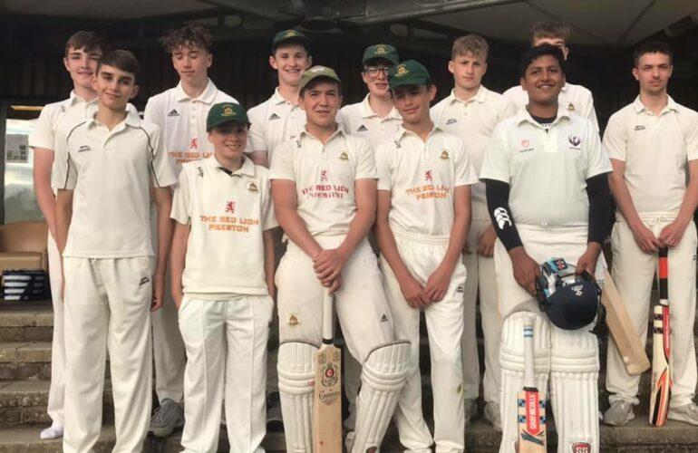Junior Cricket Round-Up