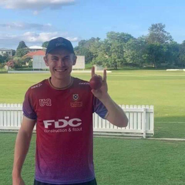 Preston Cricket Club welcomes Hendo!