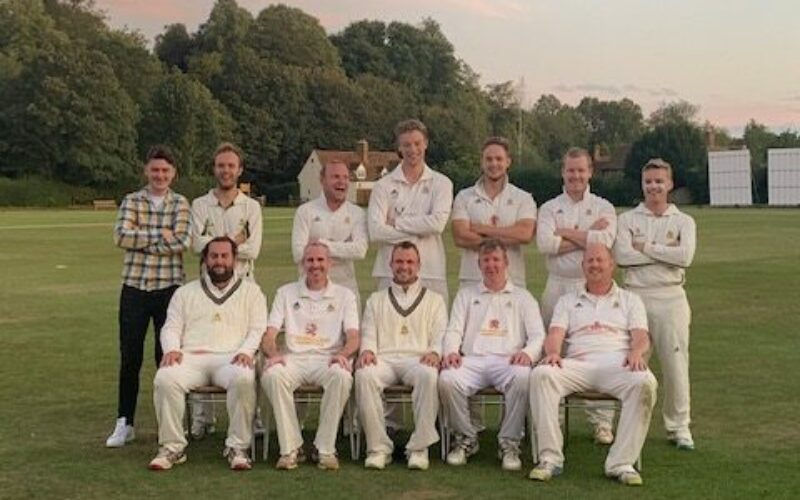 Cricket Round Up – Preston 1st X1 v Ickleford CC – Secure PROMOTION in nailbiting derby! 31st August