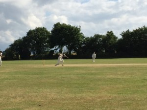 The Bruce misses one at Whitwell