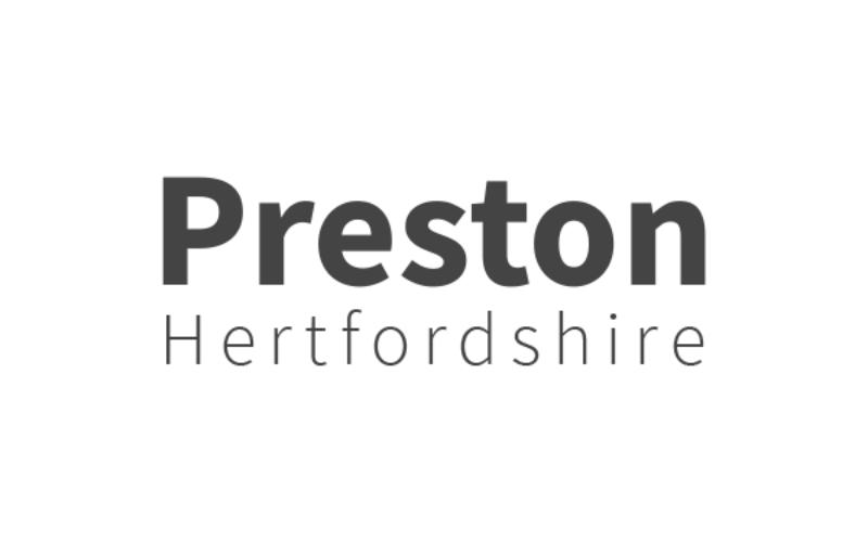 Preston Village Hertfordshire